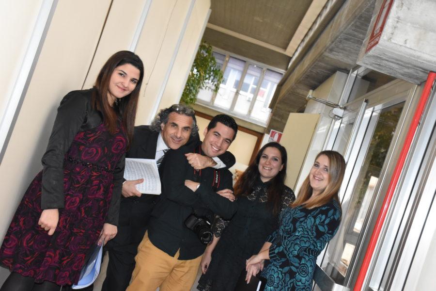 Gaulitanus Choir Soloists and Musical Director return from Firenze concert-tour