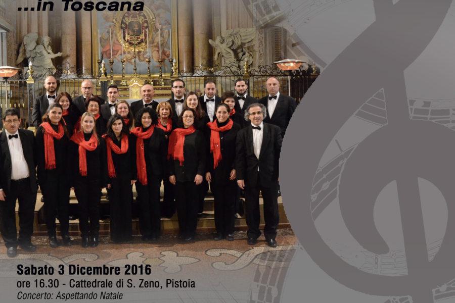 Gaulitanus Choir to concert-tour Tuscany, Italy