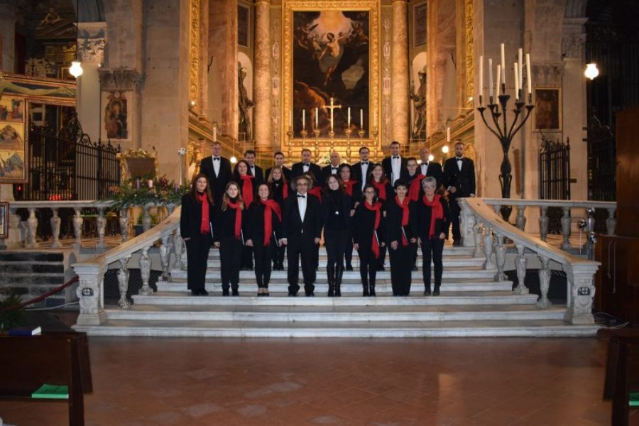 Gaulitanus Choir returns from concert-tour in Tuscany, Italy