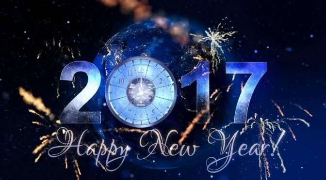 Best Wishes for the New Year !!