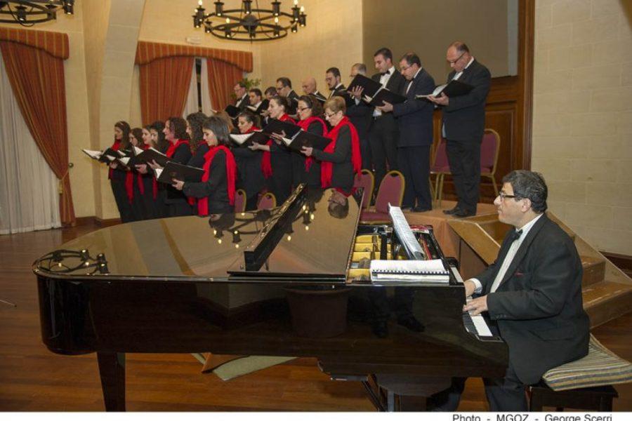 A New Year's Toast by the Gaulitanus Choir