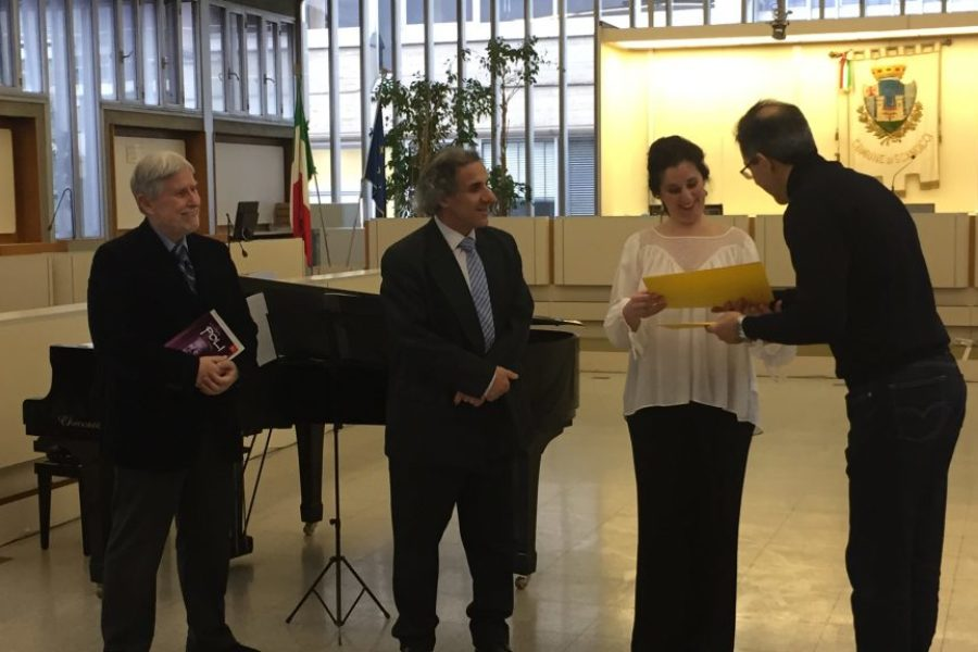 Gaulitana co-organizes concert in Italy
