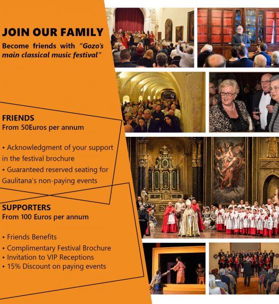 Gaulitana Friends Scheme