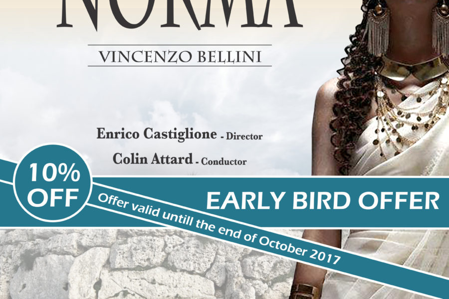 Norma Early Bird Offer