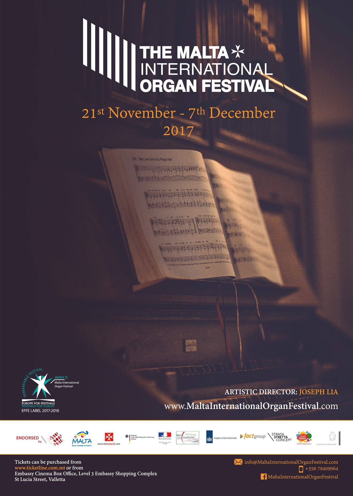 The Gaulitanus Choir at the Malta International Organ Festival