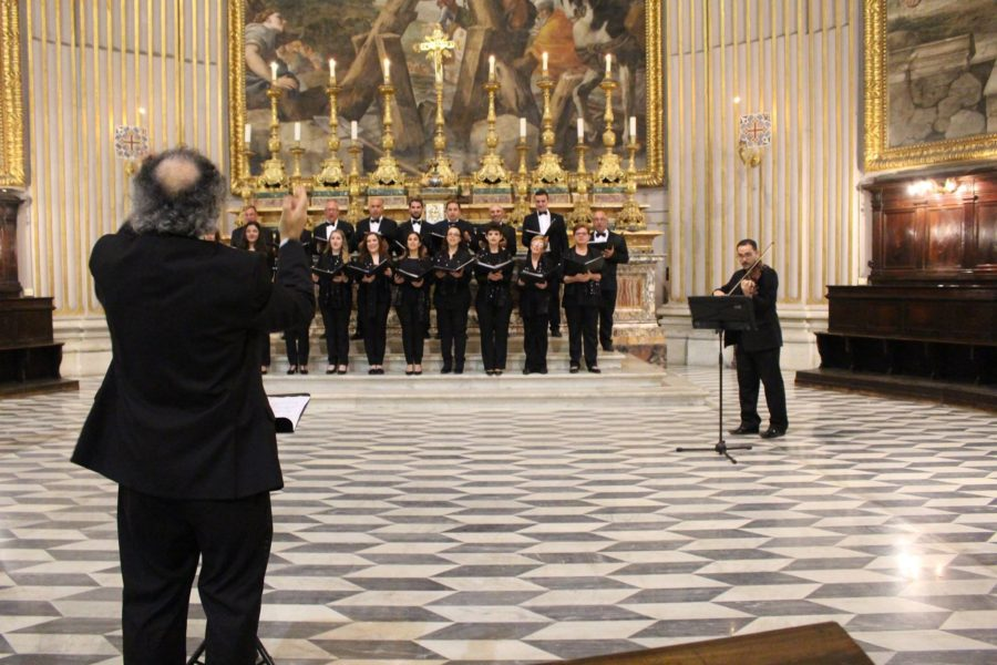 Gaulitanus Choir in Rome's Festival di Pasqua