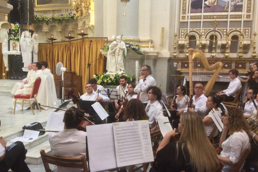 Prima Messa – Fr. Ramon Farrugia